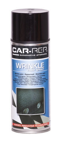 Car Rep Wrinkle ryppymaalispray 400ml
